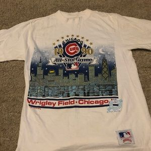 Vintage Chicago Cubs 1990 Limited Tee